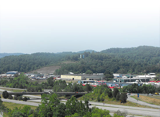 thriving business and shopping in Lewis County, West Virginia